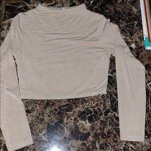 Oh Polly crop top blouse